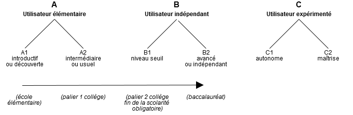 niveaux de langues casalingua